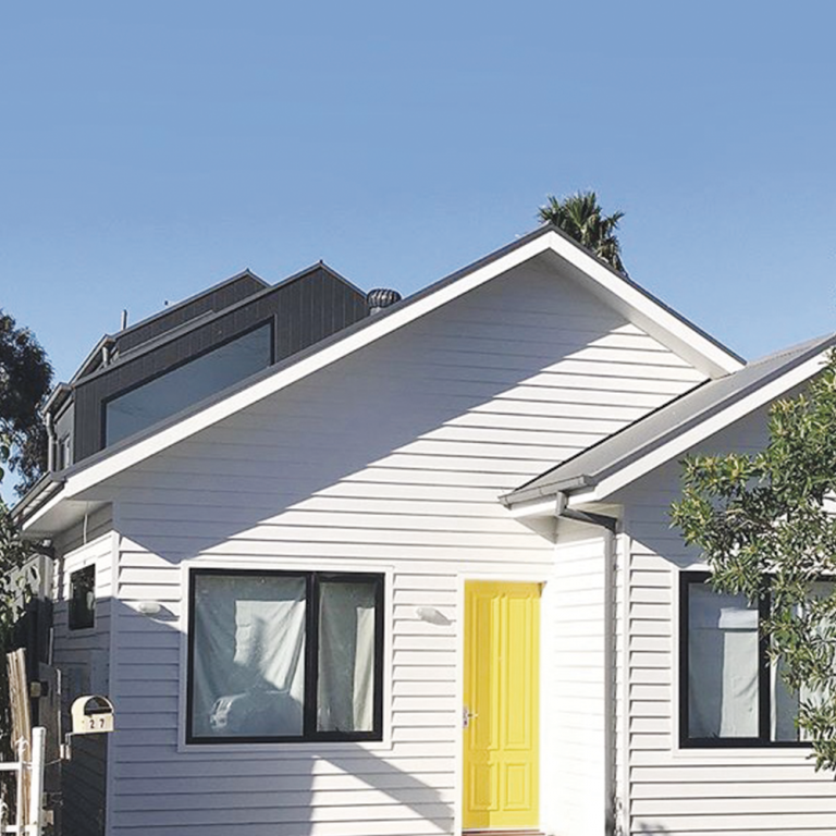 Yellow Door House